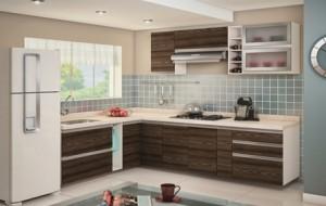 Cozinhas planejadas, ideias e sugestões