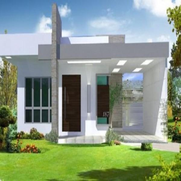 Fachadas de casas para 2015 mundodastribos todas as for Modelos de fachadas para casas