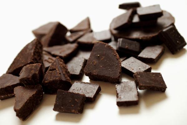 Chocolate amargo para a Páscoa