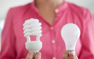 Lâmpada que reduz conta de energia
