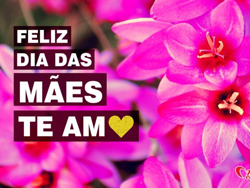 Imagens Com Feliz Dia Das Mães 2015
