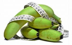 Dieta com farinha de banana verde