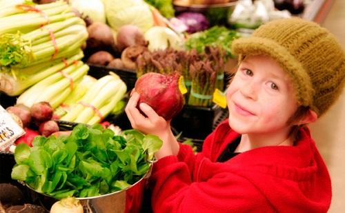 Como ajudar o seu filho a ser uma pessoa saudável em alguns passos