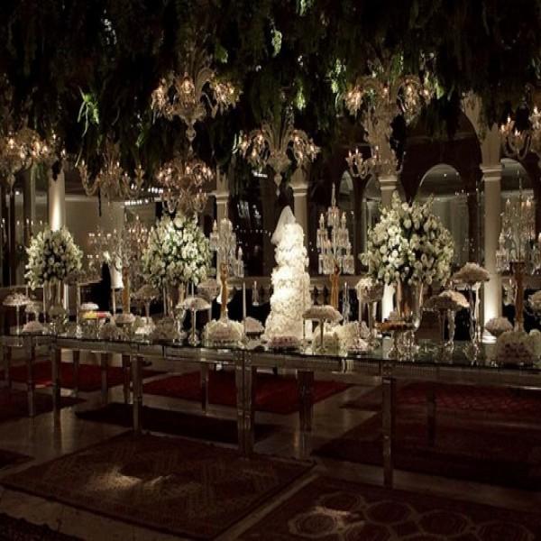 25 decoração de festas para casamento de luxo (Foto: Divulgação)