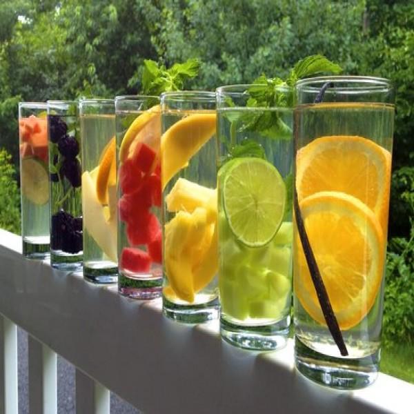 Existem diversos tipos de Água Aromatizadas (Foto: Divulgação)