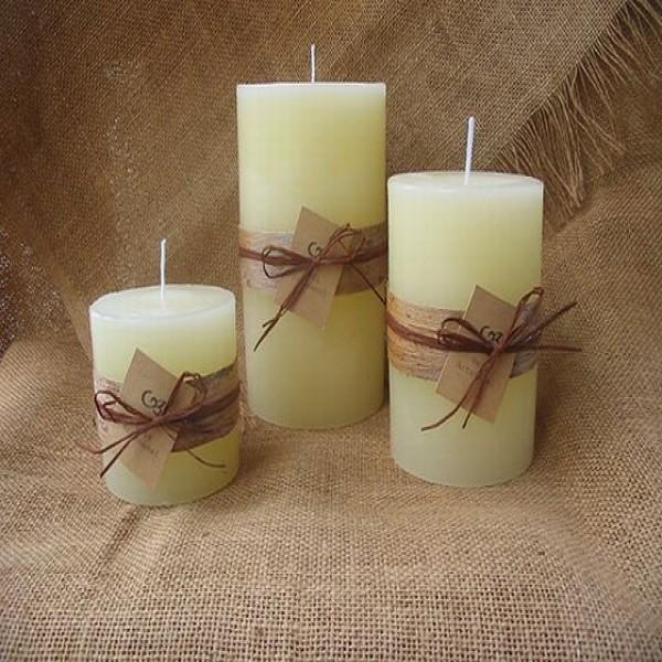Renda extra como fazer vela em casa e vender passo a passo - Como decorar velas ...