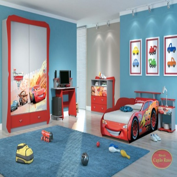 Ideias para decorar quarto infantil divertido - Decorar pared infantil ...