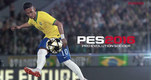 Neymar será capa do PES 2016