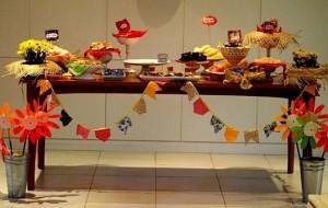 5 ideias para decorar sua festa junina em casa