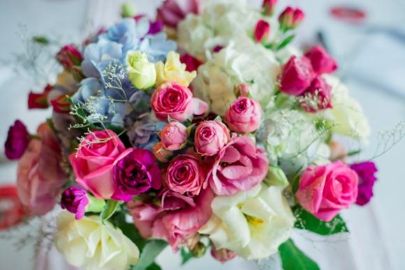 decorar um casamento:Ideias para decorar com rosas seu casamento. (Foto Ilustrativa)