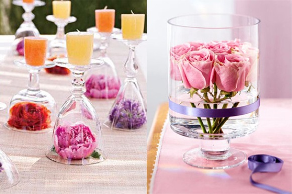 decorar um casamento:Ideias para decorar com rosas seu casamento 12