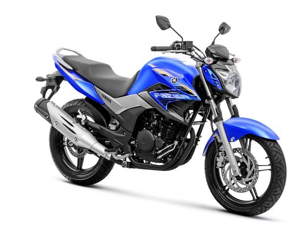 Motos yamaha 2016 fotos lan amentos for Yamaha fazer 250