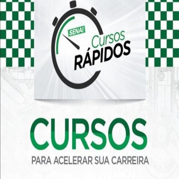 Senai cursos rápidos Campo Grande e Corumbá 2015