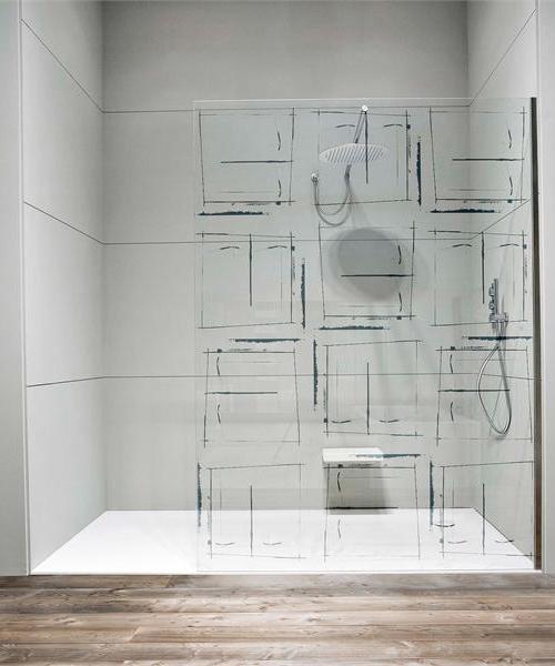 Box para banheiro decorado modelos e preços  MundodasTribos – Todas as tribo -> Box Banheiro Blindex Decorado