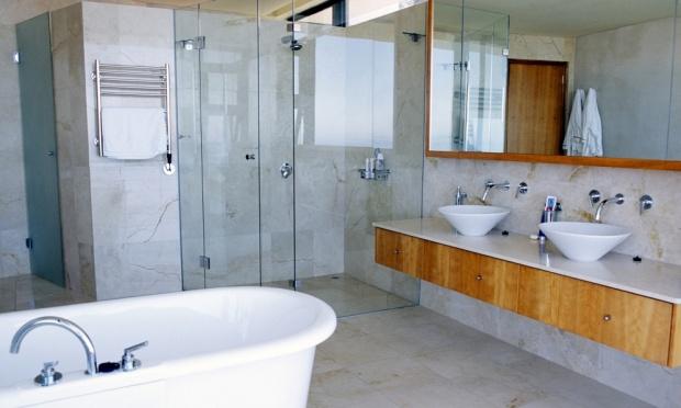 Box para banheiro decorado modelos e preços  MundodasTribos – Todas as tribo -> Banheiro Decorado Com Blindex