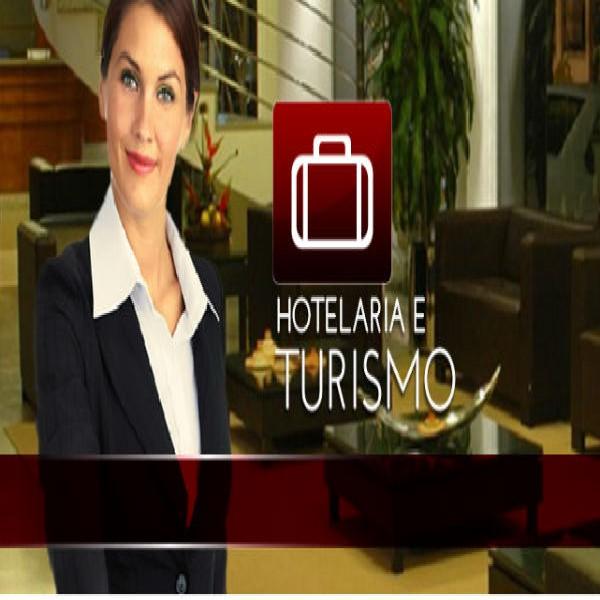 Curso Gratuito de Turismo e Hotelaria no RJ
