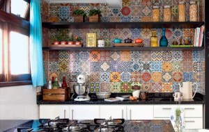 Papéis de parede com luxo e sofisticação para a sua casa