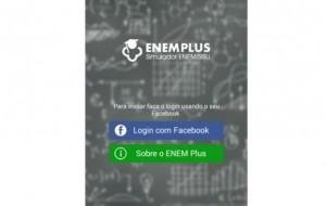 Aplicativo gratuito para simular pontuação do Enem