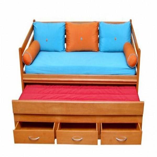 Sof cama modelos pre os e onde comprar mundodastribos for Modelos de divan cama