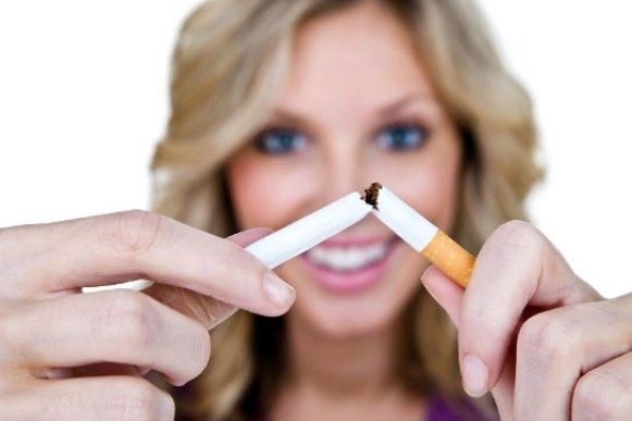 Mães deixei de fumar cordas uma lição