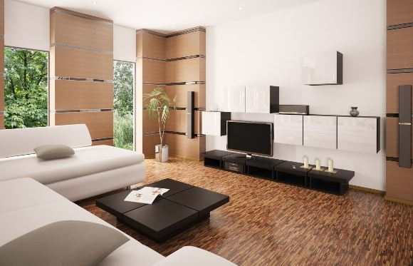Dicas criativas para decorar salas de estar moderna (Foto Ilustrativa