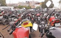 Leilão de Motos DETRAN 2015-2016 13