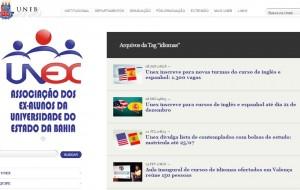 Cursos de Inglês e Espanhol na UNEX