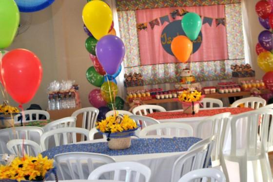 Como Decorar Mesas Para Festas Dicas