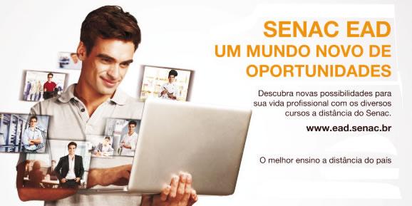 Cursos a Distância RS e Porto Alegre SENAC EAD