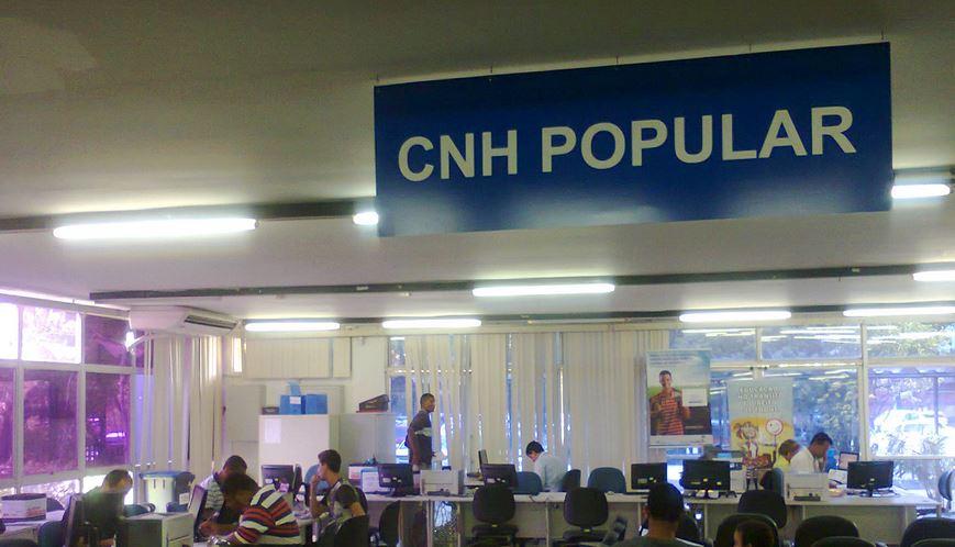 Resultado de imagem para detran pe cnh popular 2016
