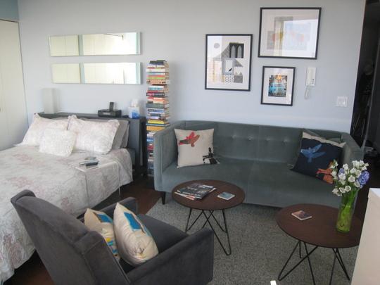 decorar kitnet homem:Decoração De Kitnet Dicas, Móveis