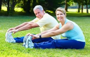 Exercícios e a Alimentação na Terceira Idade
