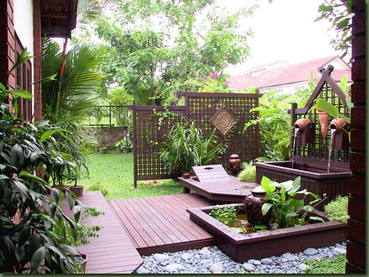 Decora o de jardim externo mundodastribos todas as tribos em um nico lugar for Design jardins