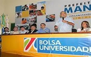 Bolsa Universidade 2010 Manaus