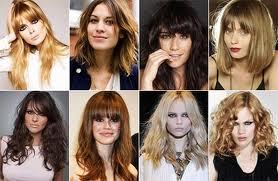Cabelos para outono 2011, femininos