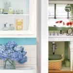 Como Decorar Banheiro com Flores 1 150x150 Como Decorar Banheiro com Flores