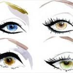 Maquiagem para Destacar Olhos Cor de Mel 5 150x150 Maquiagem para Destacar Olhos Cor de Mel