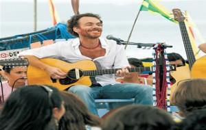 Nando Reis Grava Novas Músicas em 2009