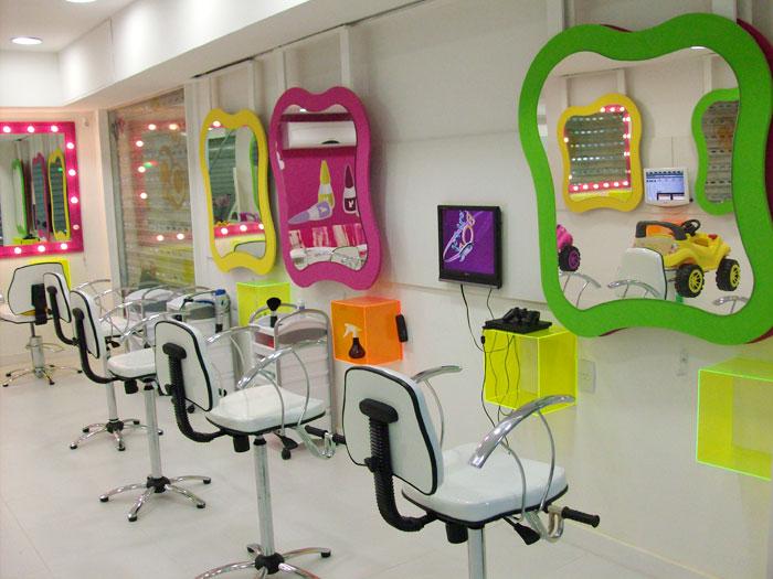 Salão de Beleza Infantil SP-2