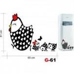 Use Adesivos Para Geladeiras e Renove Sua Cozinha 3 150x150 Adesivos de Geladeira   Decoração com Adesivos