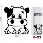 Use Adesivos Para Geladeiras e Renove Sua Cozinha 5 150x150 Adesivos de Geladeira   Decoração com Adesivos