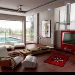 casa interior 1 150x150 Acabamento de Casas