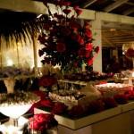 decoração com flores 7 150x150 Decoração Com Flores Para Festas, Fotos