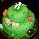 decoração de bolo infantil fotos ideias 2 150x150 Decoração De Bolo Infantil, Fotos, Ideias