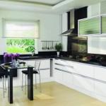 decoração de cozinha 150x150 Decoração de Casas Fotos