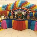 decoração de festa infantil circo 7 150x150 Decoração De Festa Infantil Circo