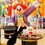 decoração de festa infantil circo 8 150x150 Decoração De Festa Infantil Circo