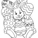 desenhos de páscoa para colorir 8 150x150 Desenhos De Páscoa Para Colorir