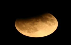 Eclipse da Lua Neste Sábado Dia 16/08