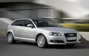 Fotos Audi A3 Sportback 2009